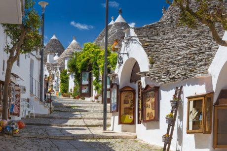 Centro storico di Alberobello