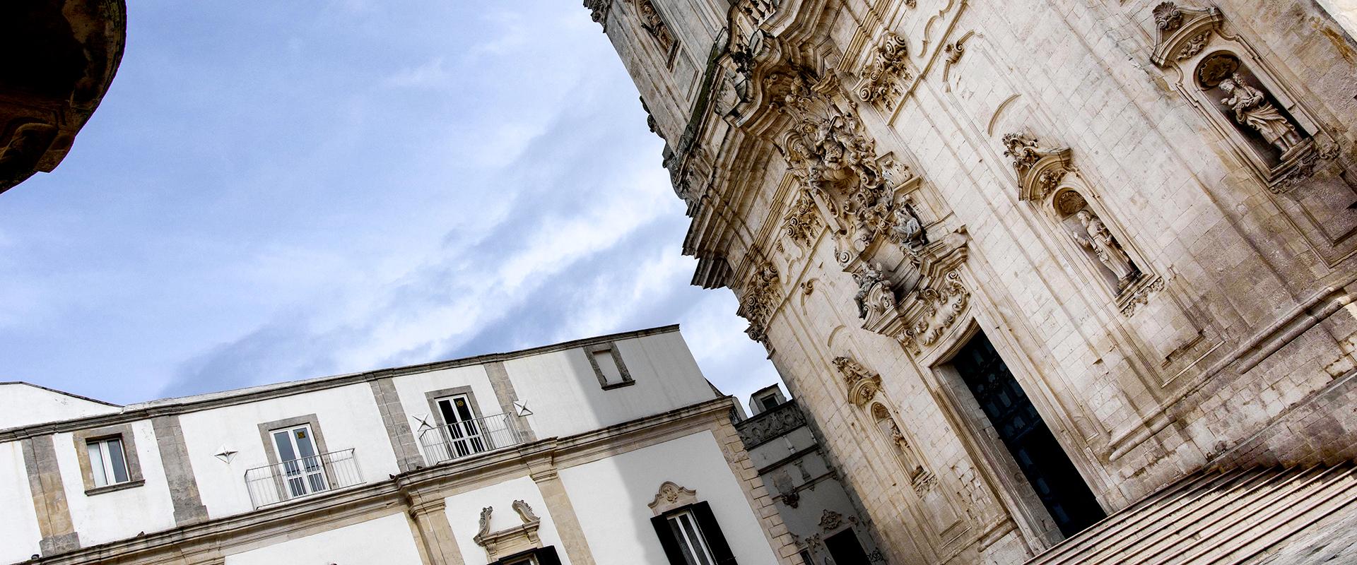 Visite guidate nei centri storici di Puglia