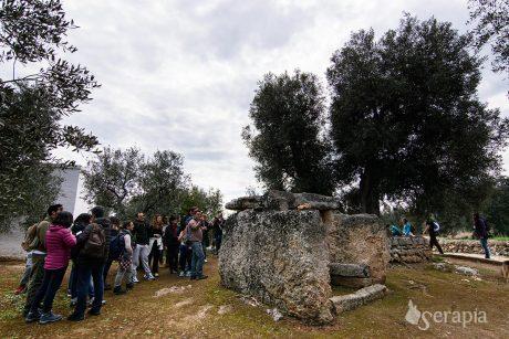 Il dolmen di Montalbano
