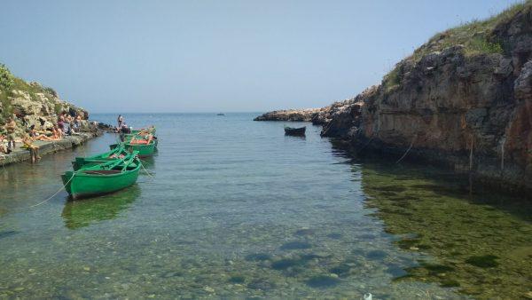 Caletta di Polignano a mare