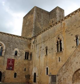 castello Federico II Gioia del Colle cooperativa Serapia