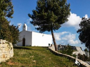 Chiesa rurale di San Michele in Frangesto - Monopoli