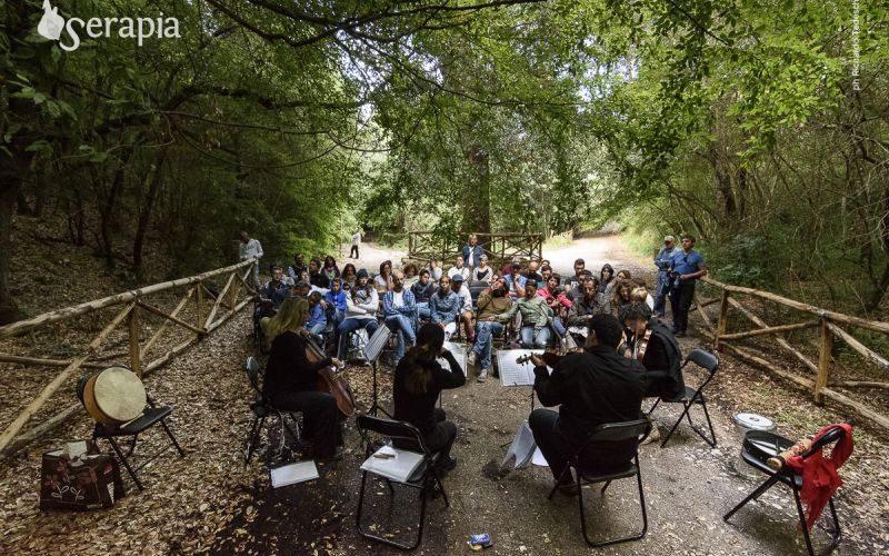 la musica classica nel bosco delle pianelle di martina franca