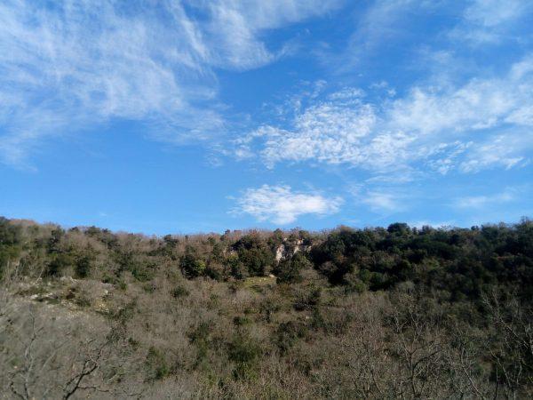 panorama gravina del Vuolo