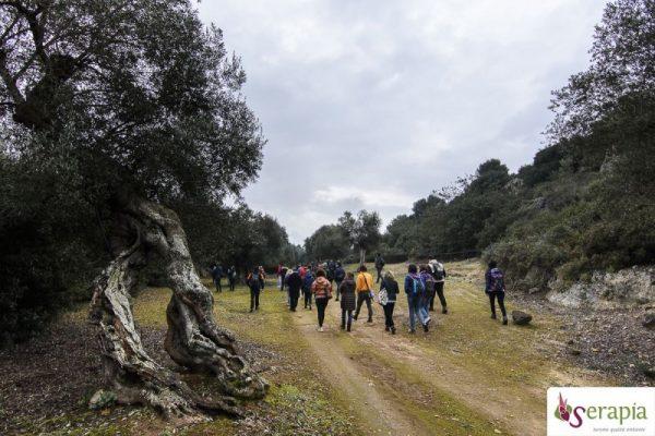 Trekking storico-naturalistico presso Lama dell'Assunta (Monopoli)