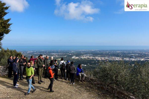 Panorama sul Comune di Fasano (Selva di Fasano)