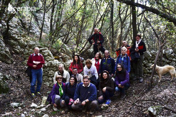 escursione Vallone dell'Inferno cooperativa Serapia