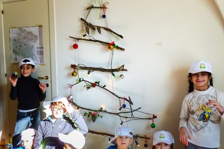 Albero di Natale al Bosco