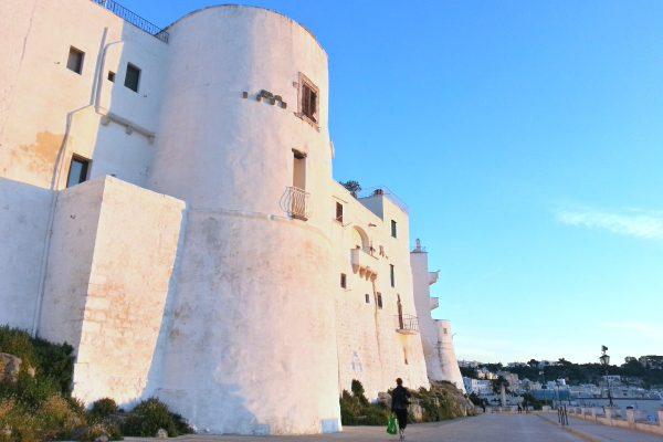 Le mura di Ostuni