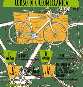 Locandina Ciclomeccania