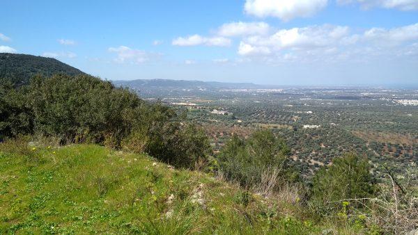 Monte Pizzuto - Vista panoramica