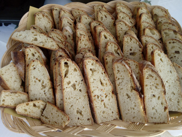 Pane tipico pugliese