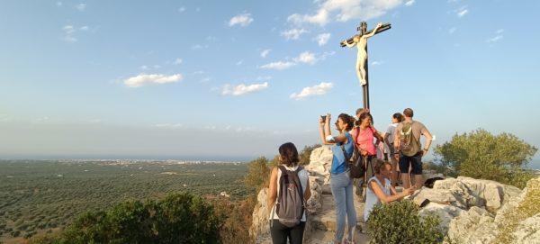 Cristo della panoramica MONOPOLI