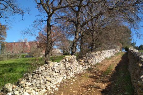 La casa rossa Alberobello