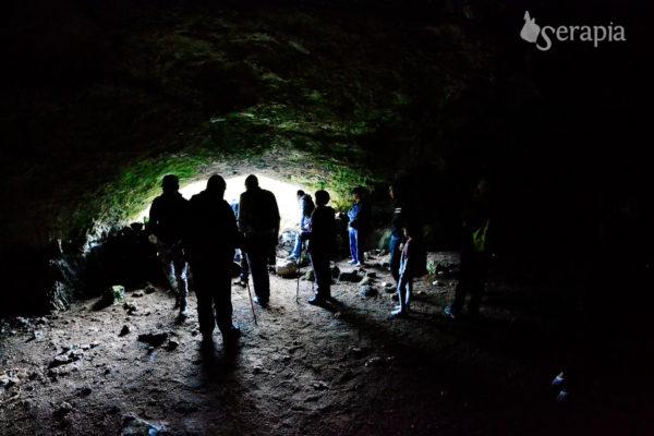 grotta del sergente Romano