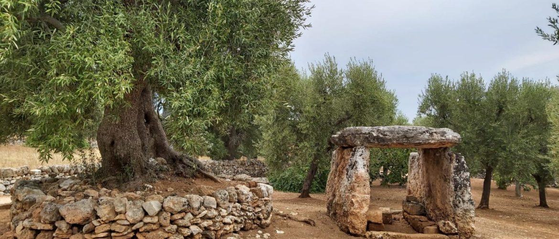 Dolmen di Montalbano