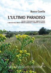 copertina Ultimo Paradiso di Rocco Carella